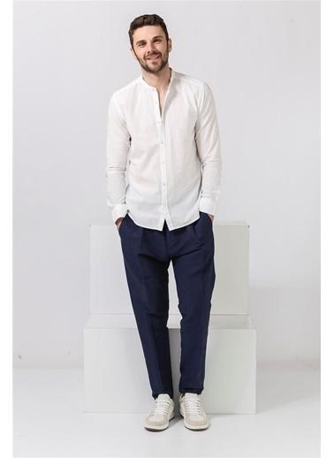 Messagerie Gömlek Beyaz